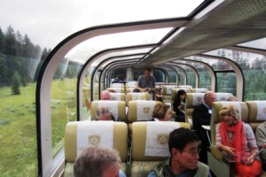 Dome car, Rocky Mountaineer