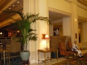 Hotel Vancouver Lobby