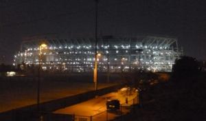 49er's stadium, Santa Clara