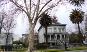 Old Crocker Mansion Museum - Sacramento