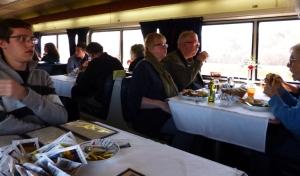 Dining on the Coast Starlight