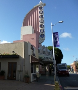Fremont theatre - day