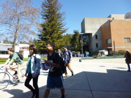 On the move at Cal Poly