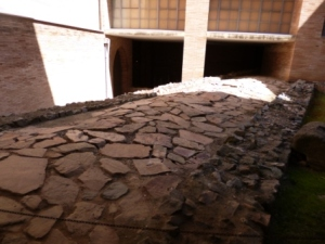Roman road leads to ongoing archaeology