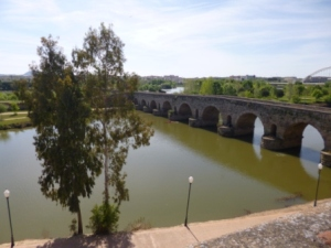 Roman bridge - Merida