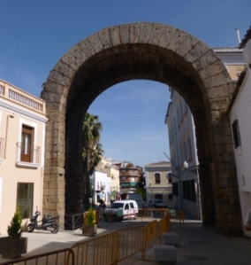 Arc of Trajan - Merida