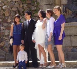 Caceras Bride #1
