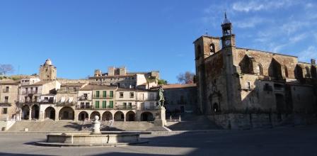 Plaza Mayor - Trujillo