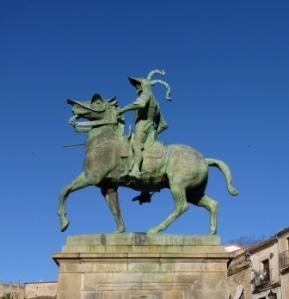 Generic Conquistadore - AKA Pizarro of Trujillo