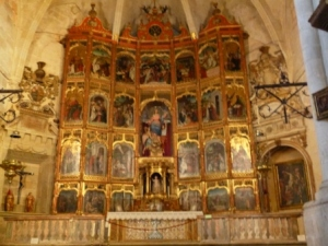 Iglesia de Santa Maria - Ferdy and Izzy were here