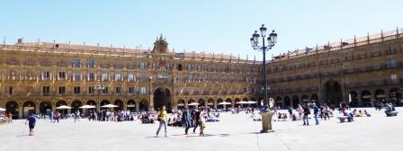 Plaza Mayor - Salamance
