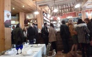 Lunchtime, La Favorita, Burgos