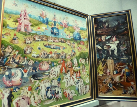 Bosch - Earthly Delights and Torments After