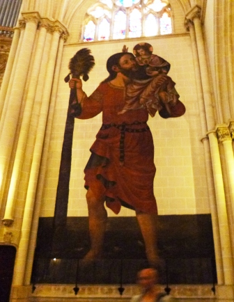 St John and Cousin Jesus