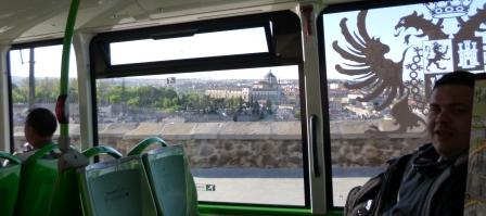 Bus to Toledo