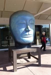 Enigmatic head