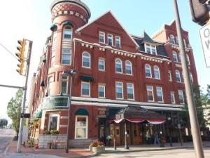 Hotel Blemerhasset, Parkersburg WV