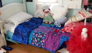 Teen bed